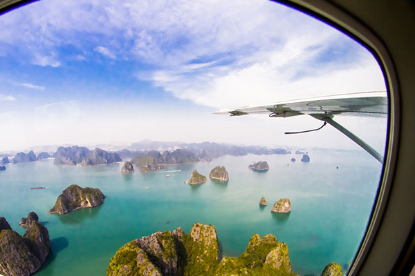 Halong Bay Seaplane Tour