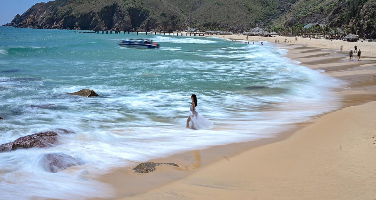 Quy Nhon Beach, Binh Dinh