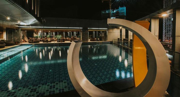 Malibu Beach Hotel Vung Tau