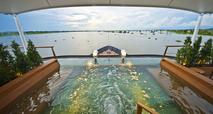 3 Nights | Discovery Cruise (Phnom Penh - Siem Reap)