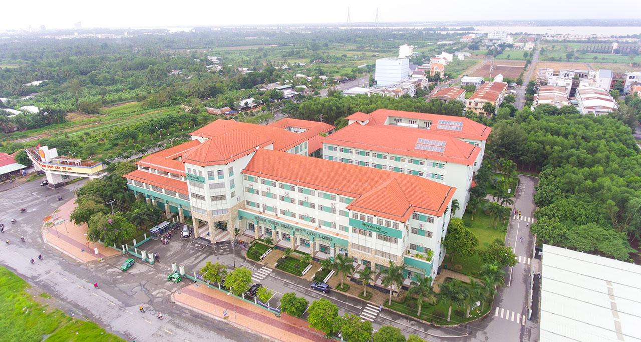 Hoan My Cuu Long Hospital