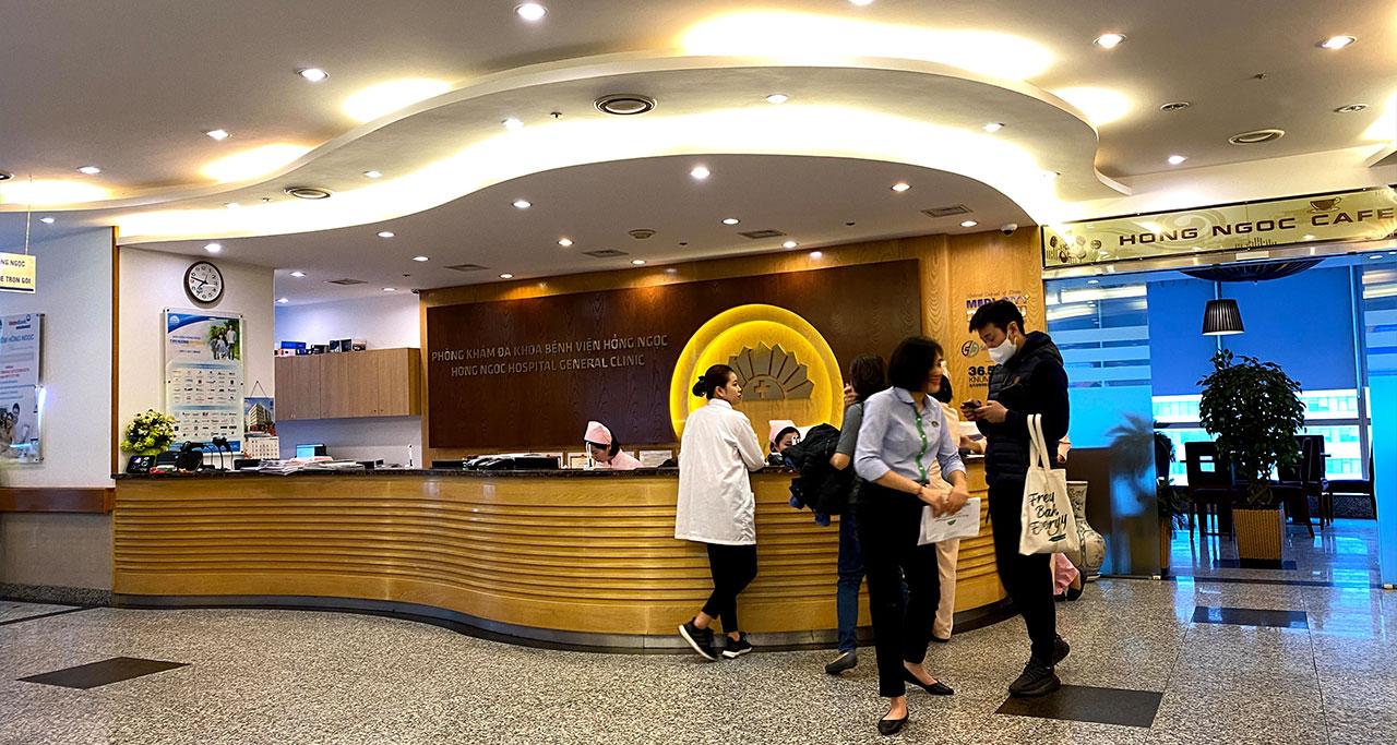 Hong Ngoc Clinic – Savico Long Bien