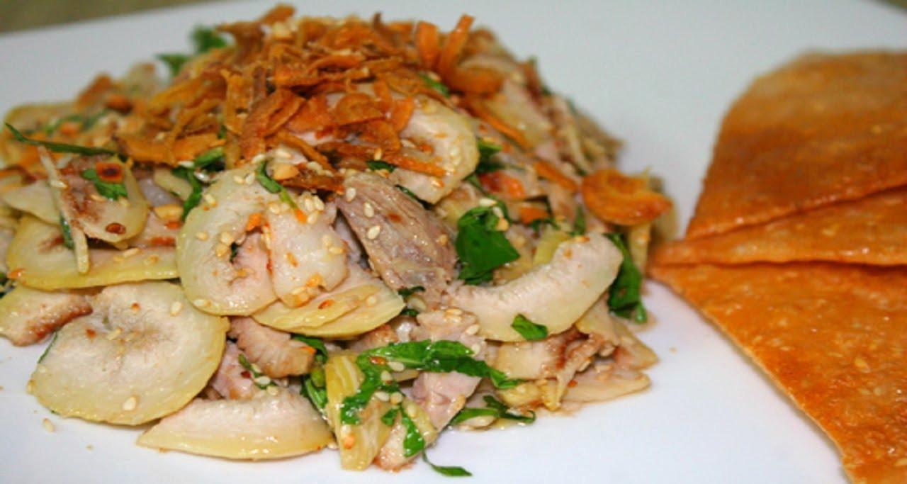 Hue Fig Salad (Va tron)