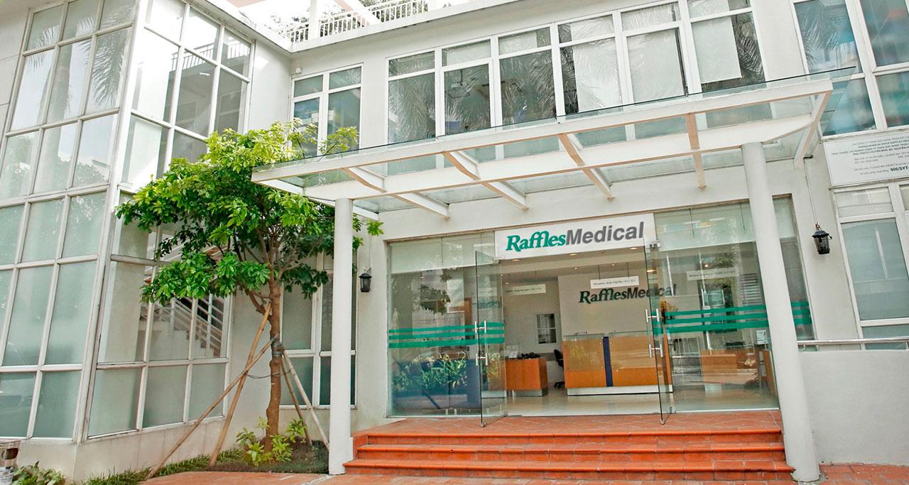 Raffles Medical Clinic