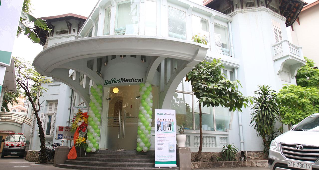 Raffles Medical Ho Chi Minh