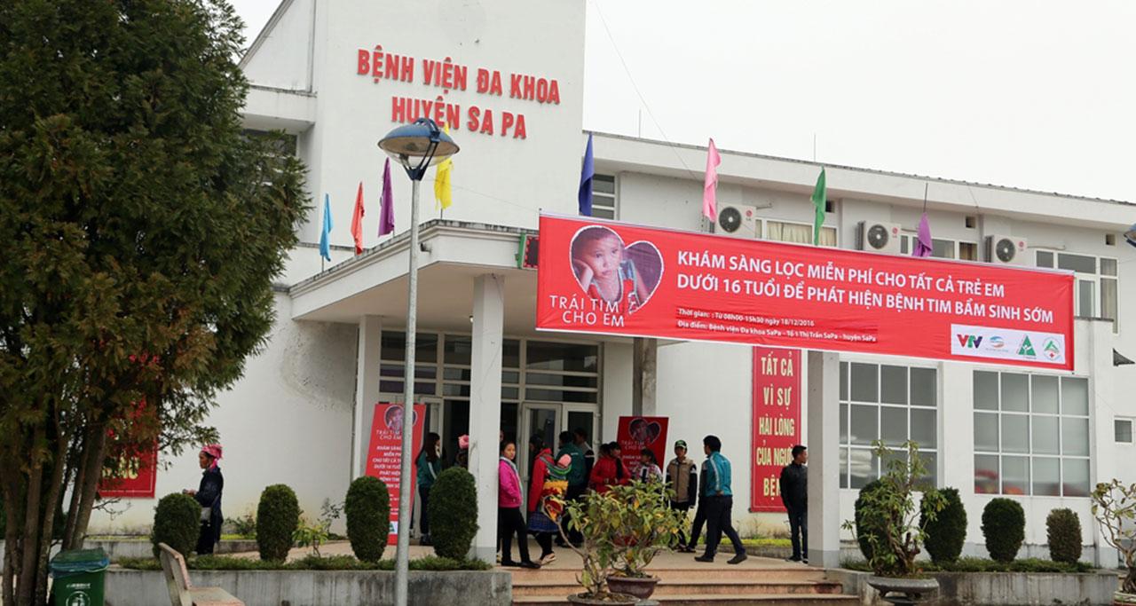 Sa Pa General Hospital