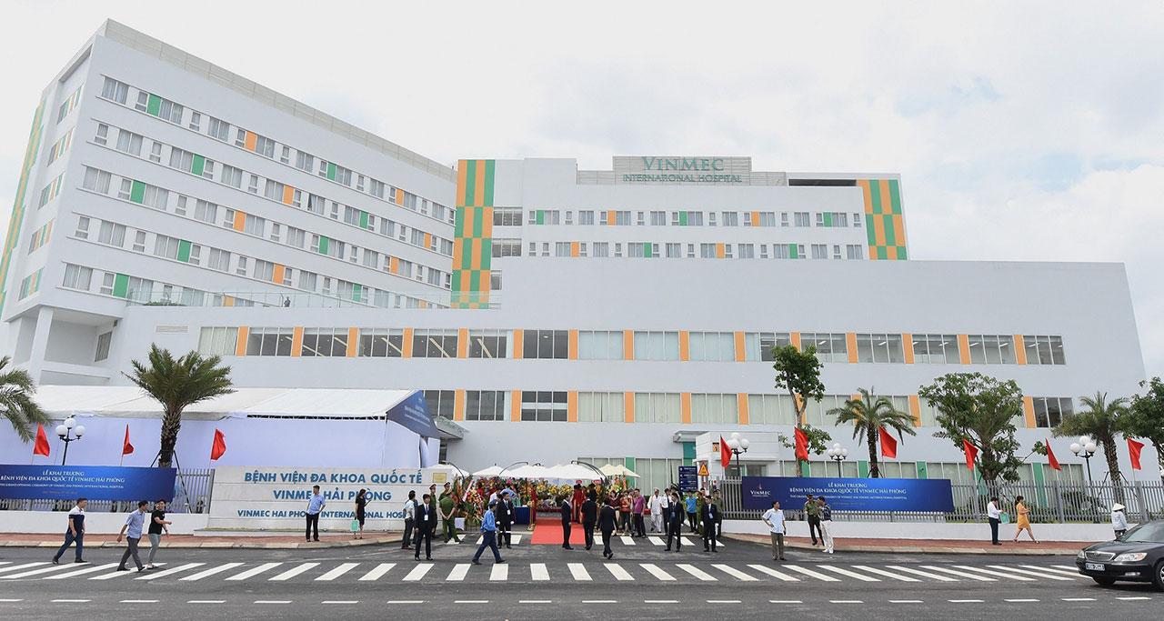 Vinmec Hai Phong International Hospital