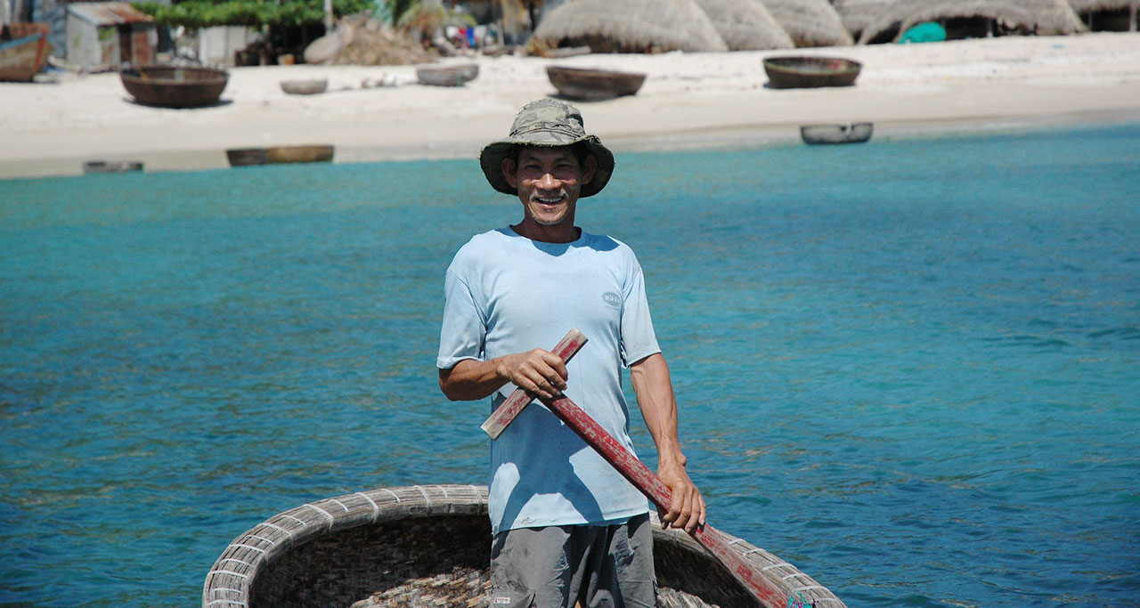 Cu Lao Xanh (Van Phi Island)