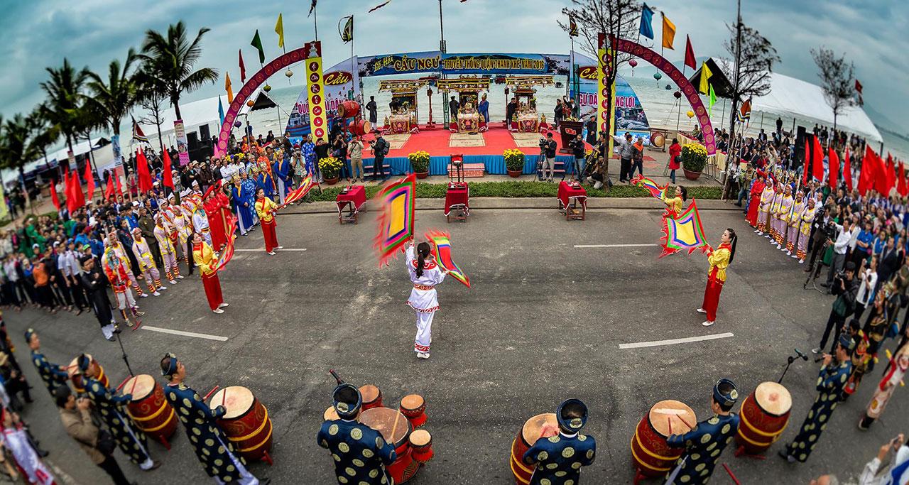 Cầu Ngư Festival