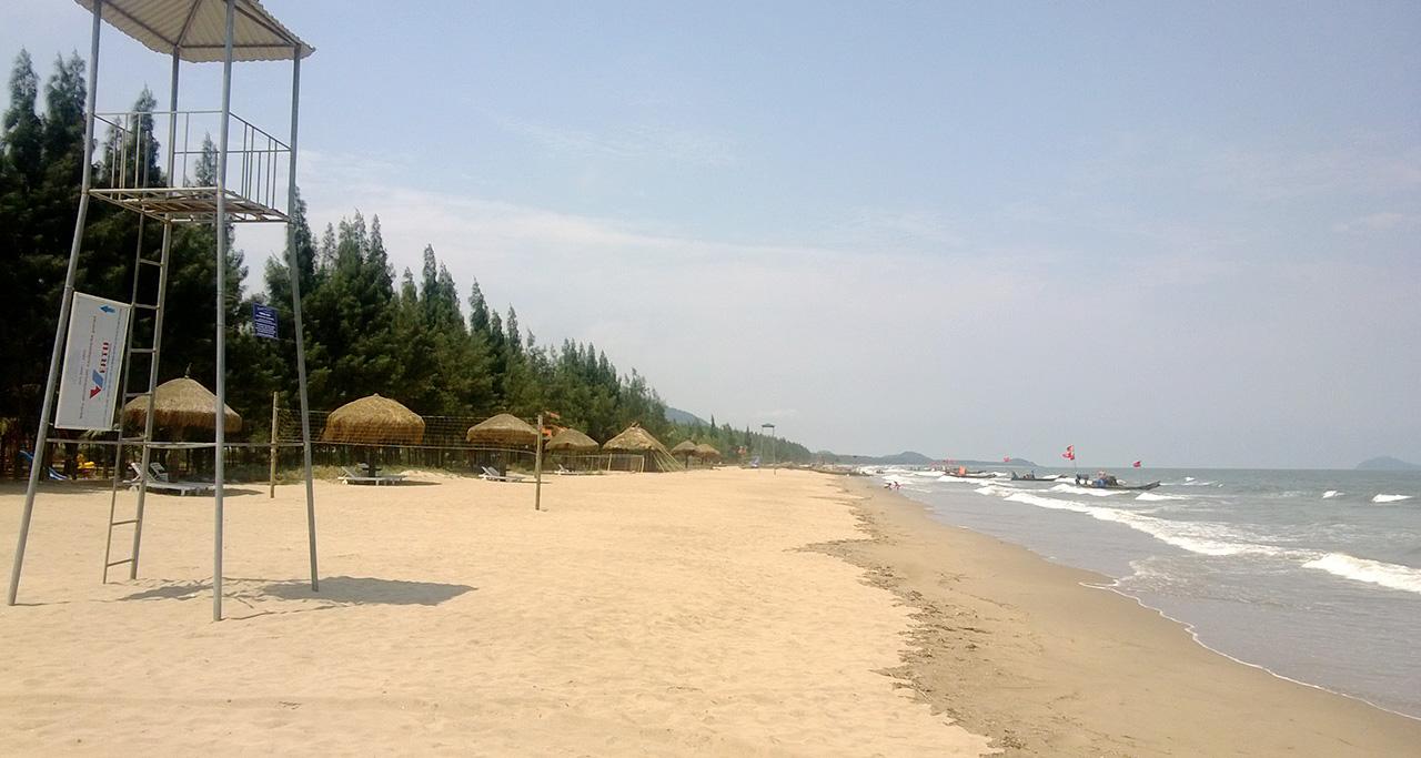 Sam Son Beach (Thanh Hoa)