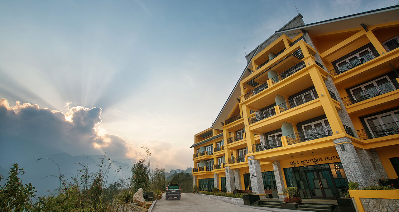 Best Hotels in Sapa