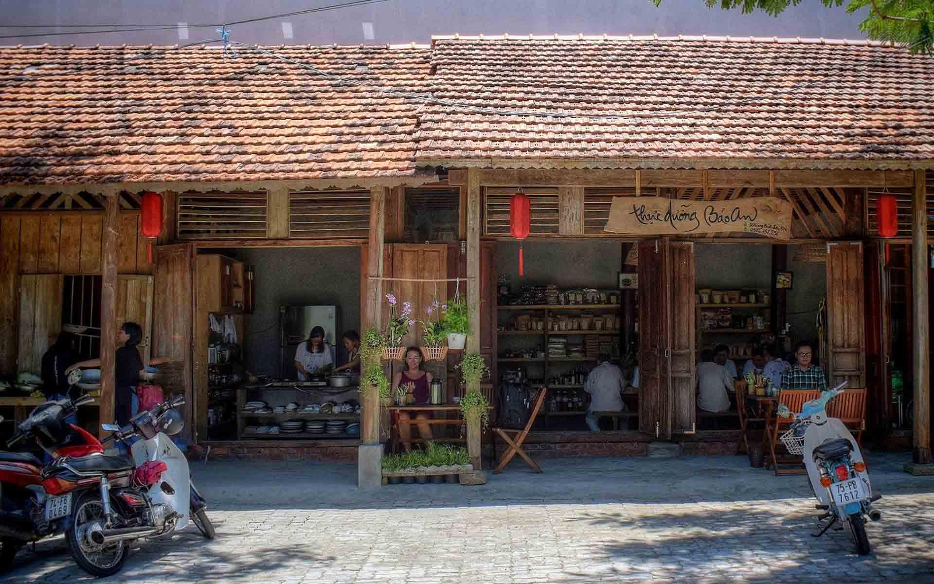 Bao An Macrobiotic Restaurant