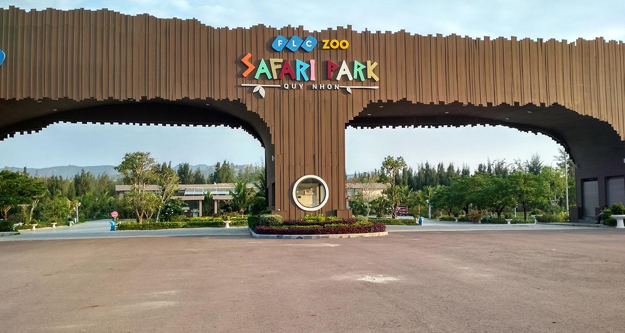 FLC Zoo Safari Park Quy Nhon