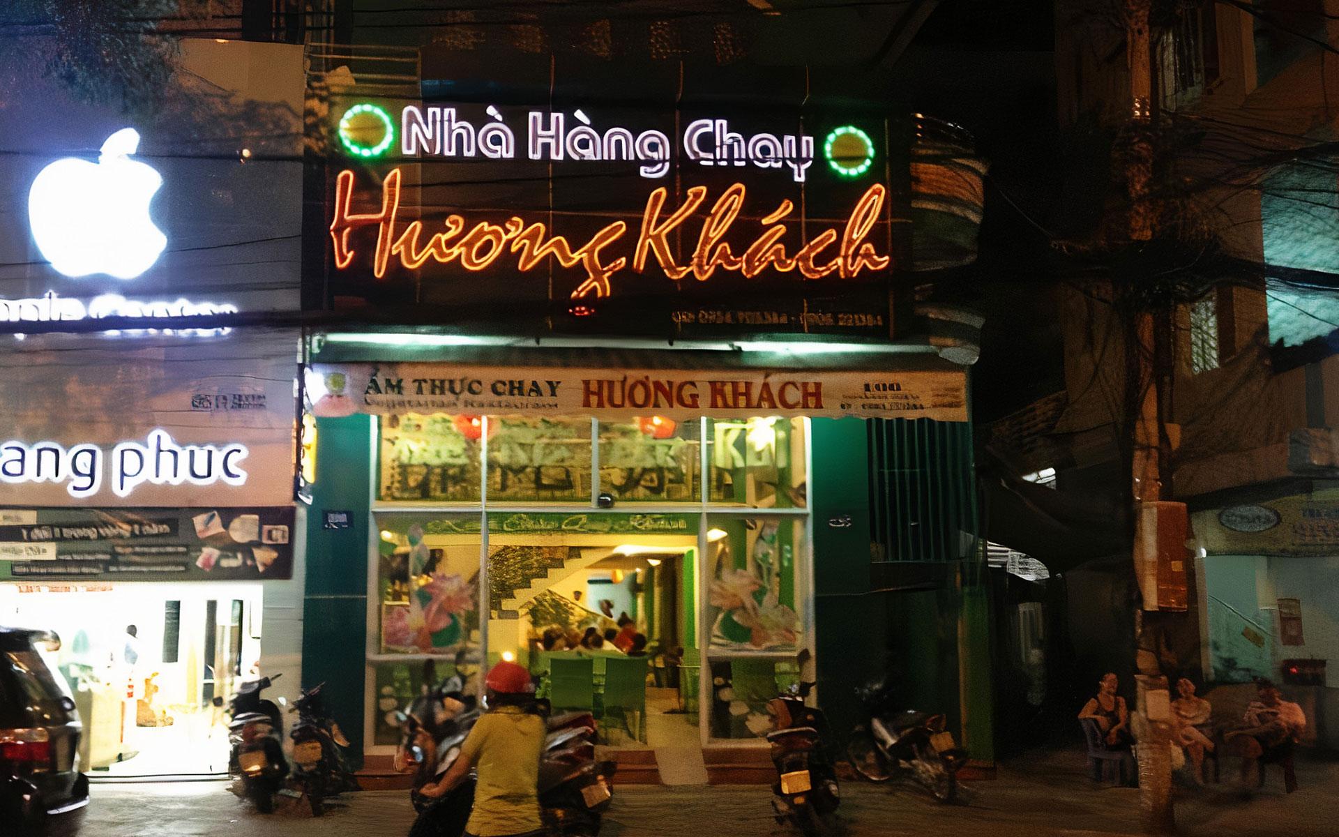 Huong Khach Vegetarian Restaurant