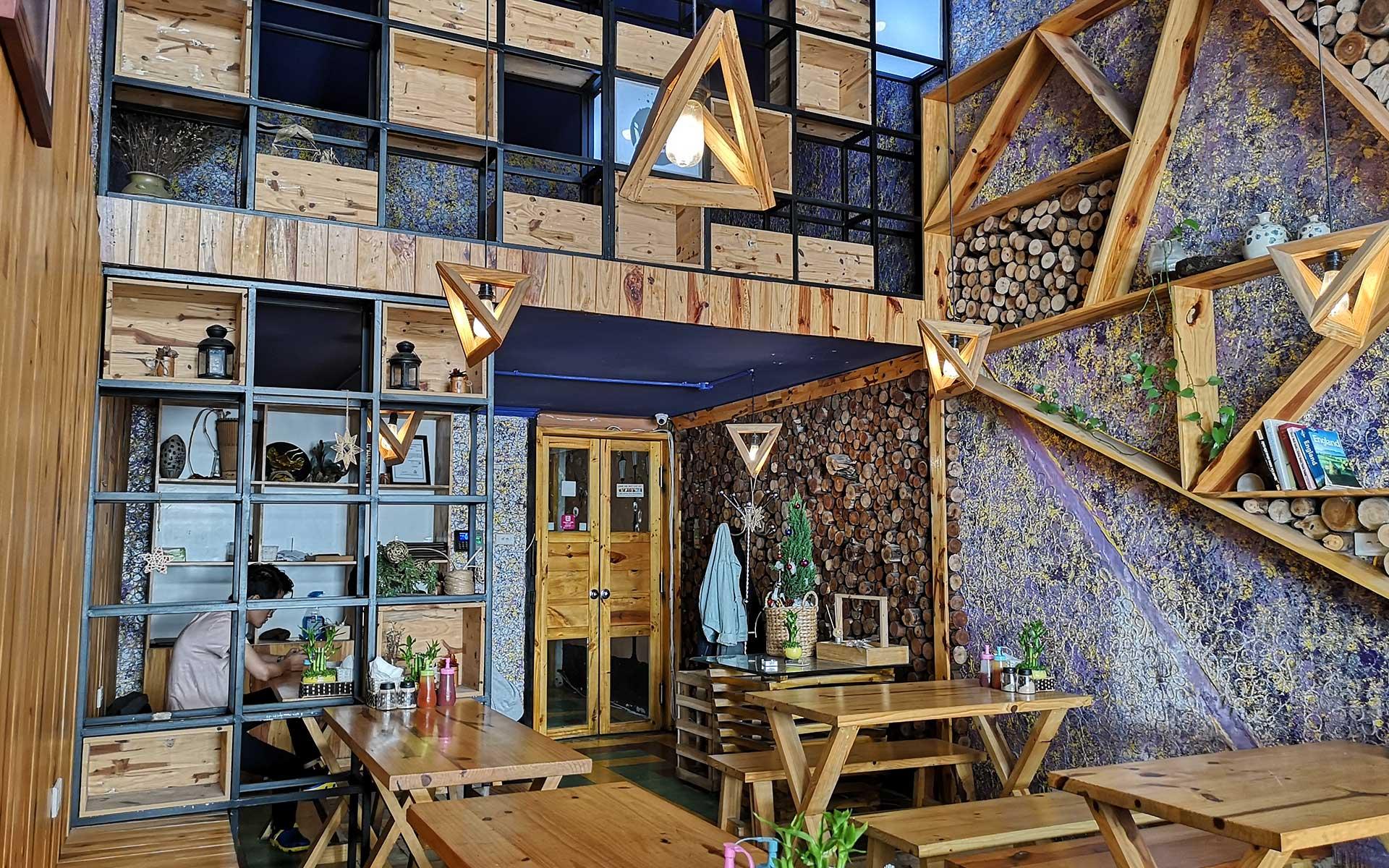 Popular spot for vegan lovers at Jagus Vegan Kitchen and Cafe