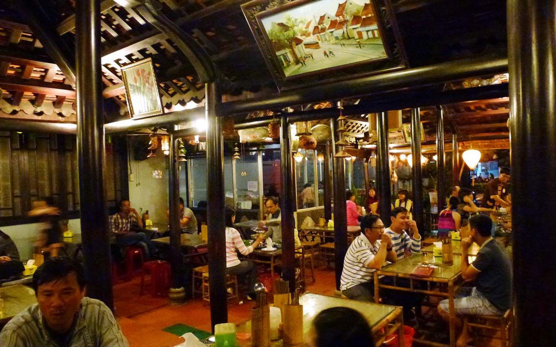 Lien Hoa Vegetarian Restaurant