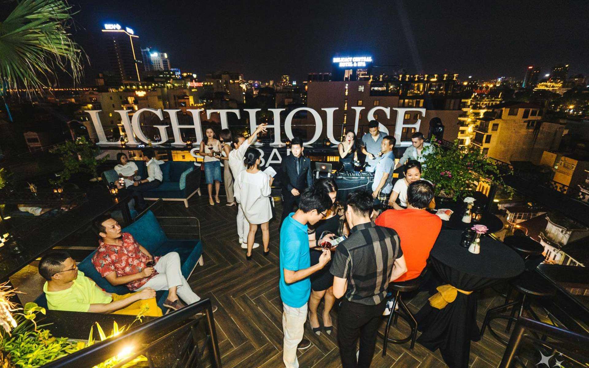 Lighthouse Sky Bar