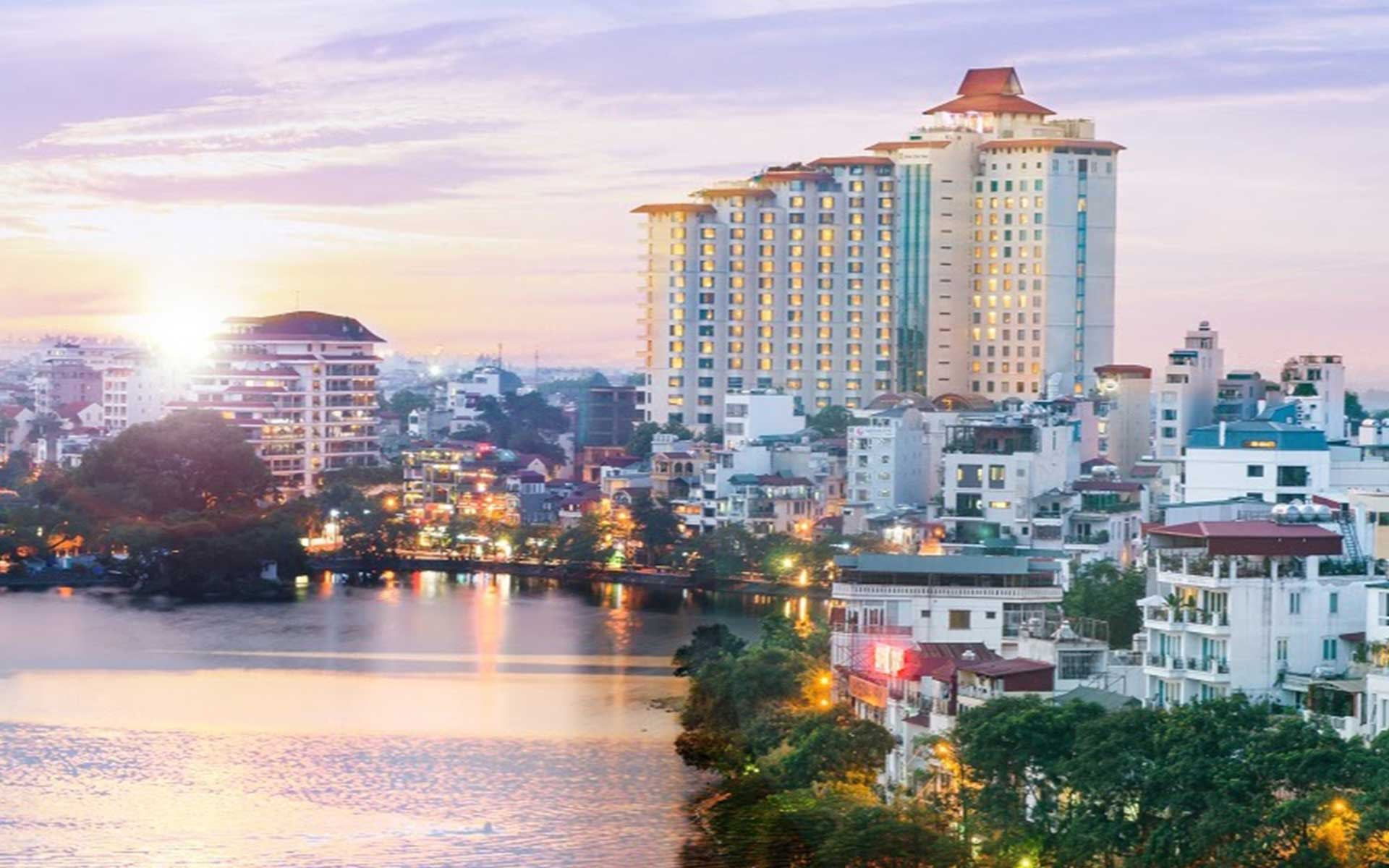 Enjoy best views of West Lake at Pan Pacific Hanoi