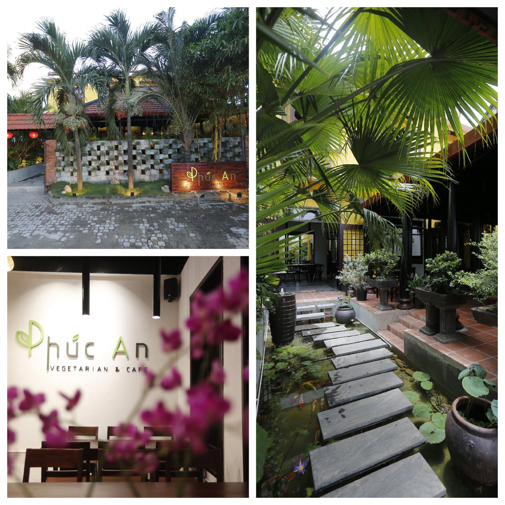 Phuc An Vegetarian & Café