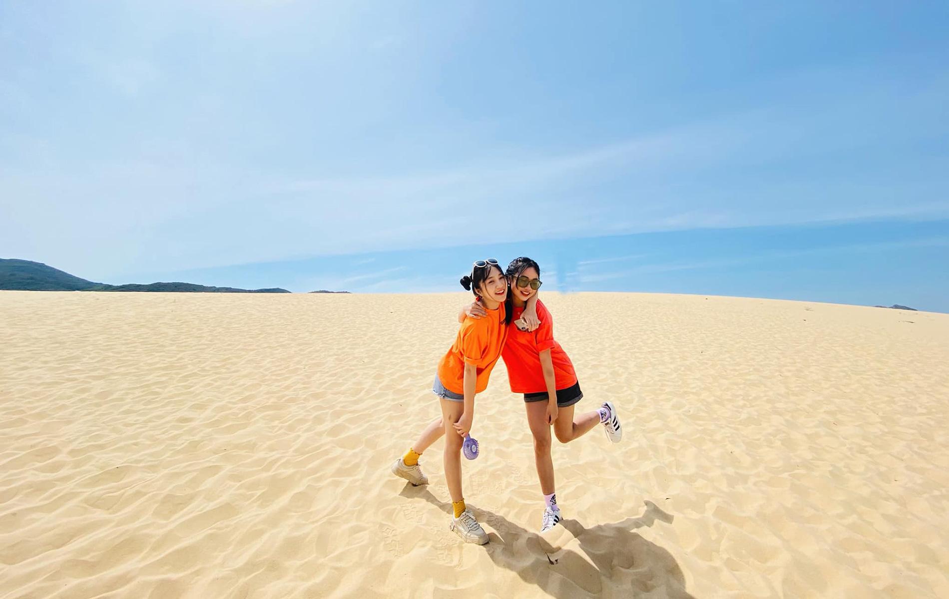 Phuong Mai Sand Dune (Đồi cát Phương Mai)