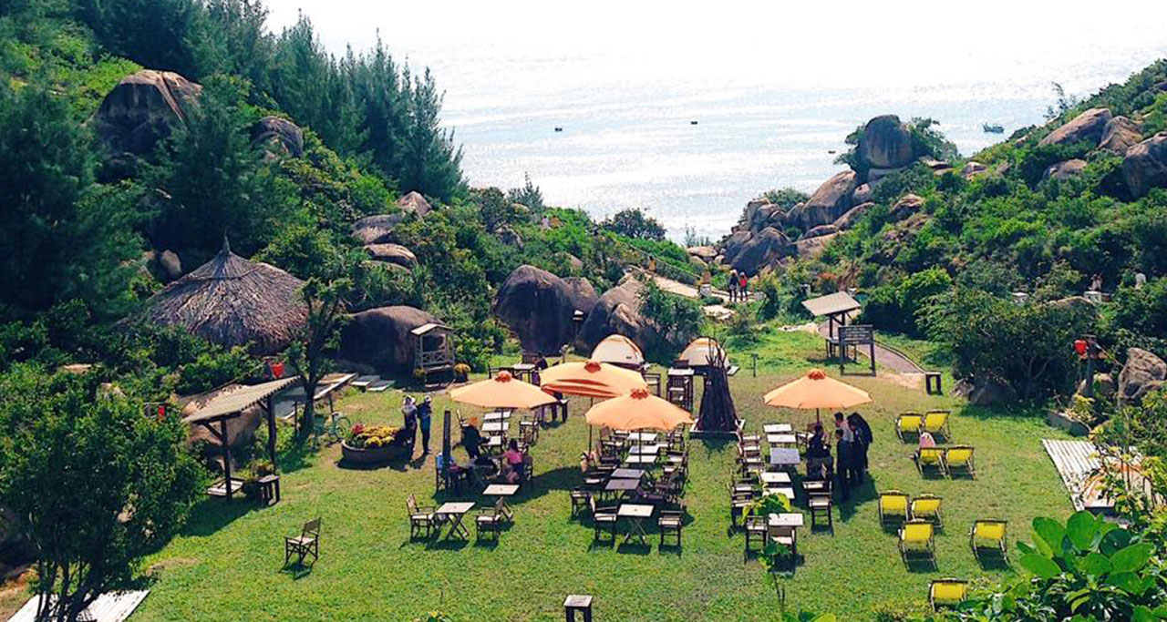 Trung Luong Camping Site