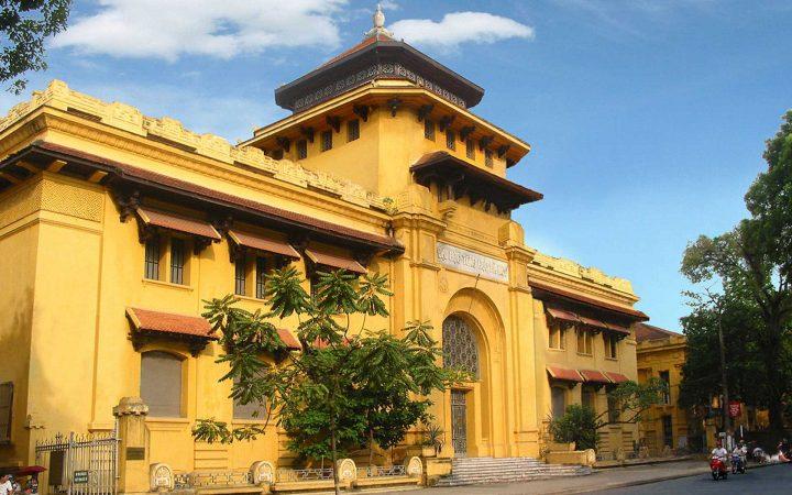 Vietnam National University, Hanoi - other famous French architectures in Hanoi
