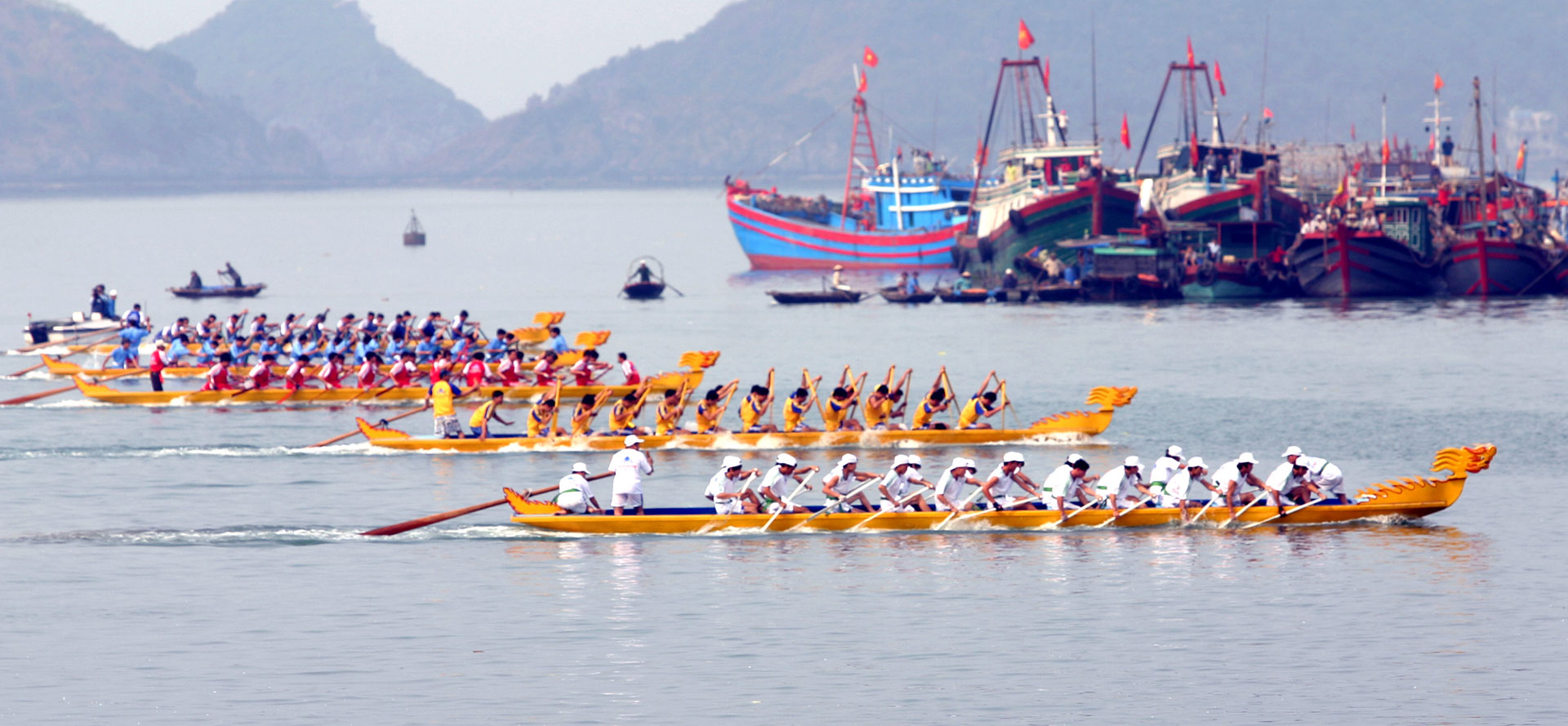 Traditional Dragon Boat Race Festival