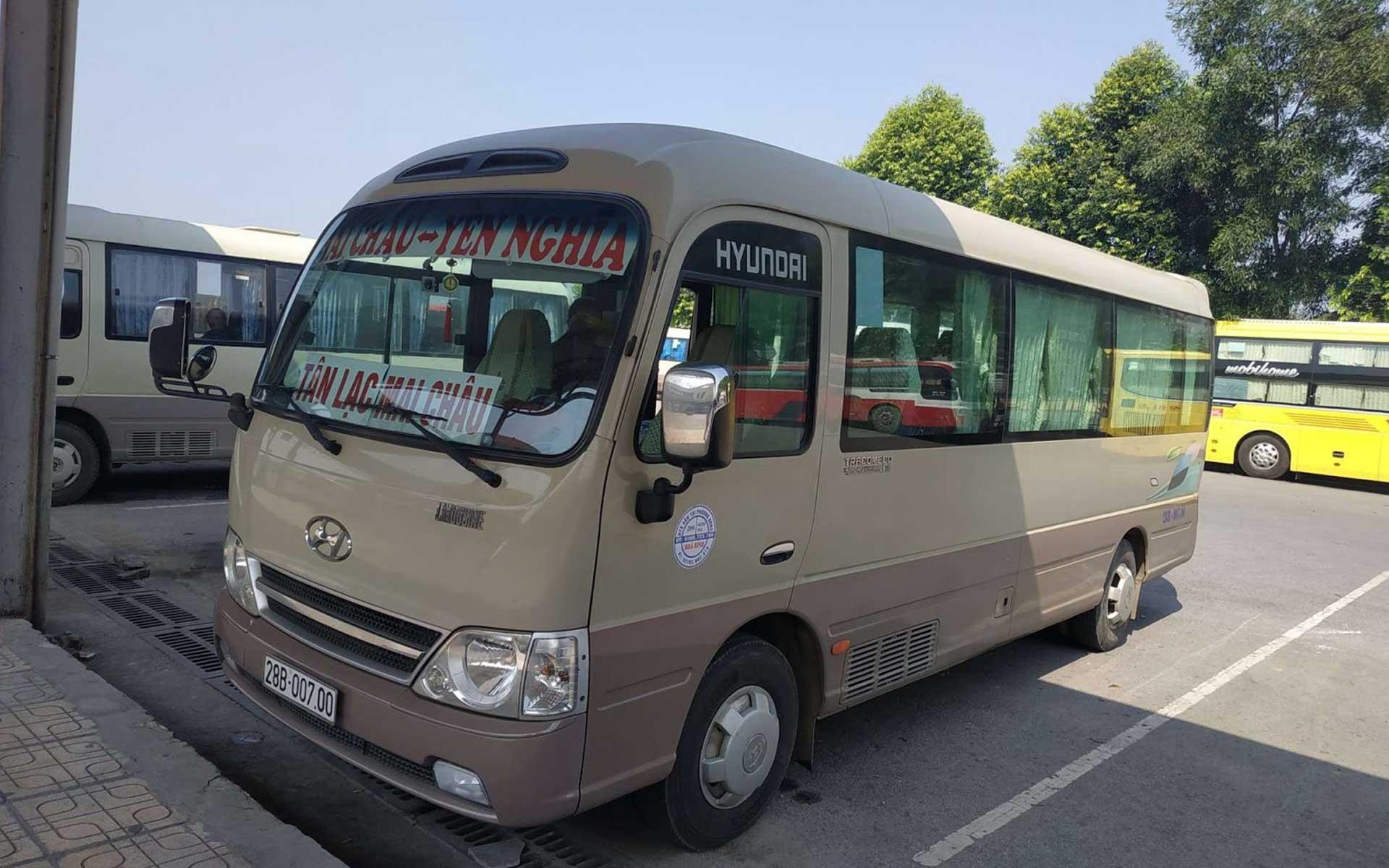 Public local buses