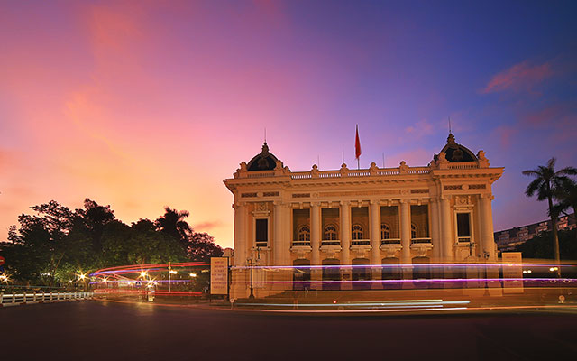 Top 15 French colonial architecture sites in Hanoi
