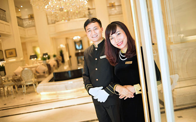 Top best 5-star hotels in Hanoi
