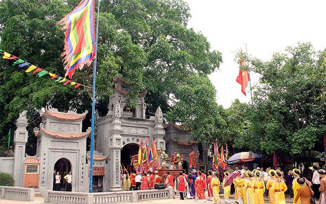 Tran Temple Complex In Nam Dinh, Vietnam