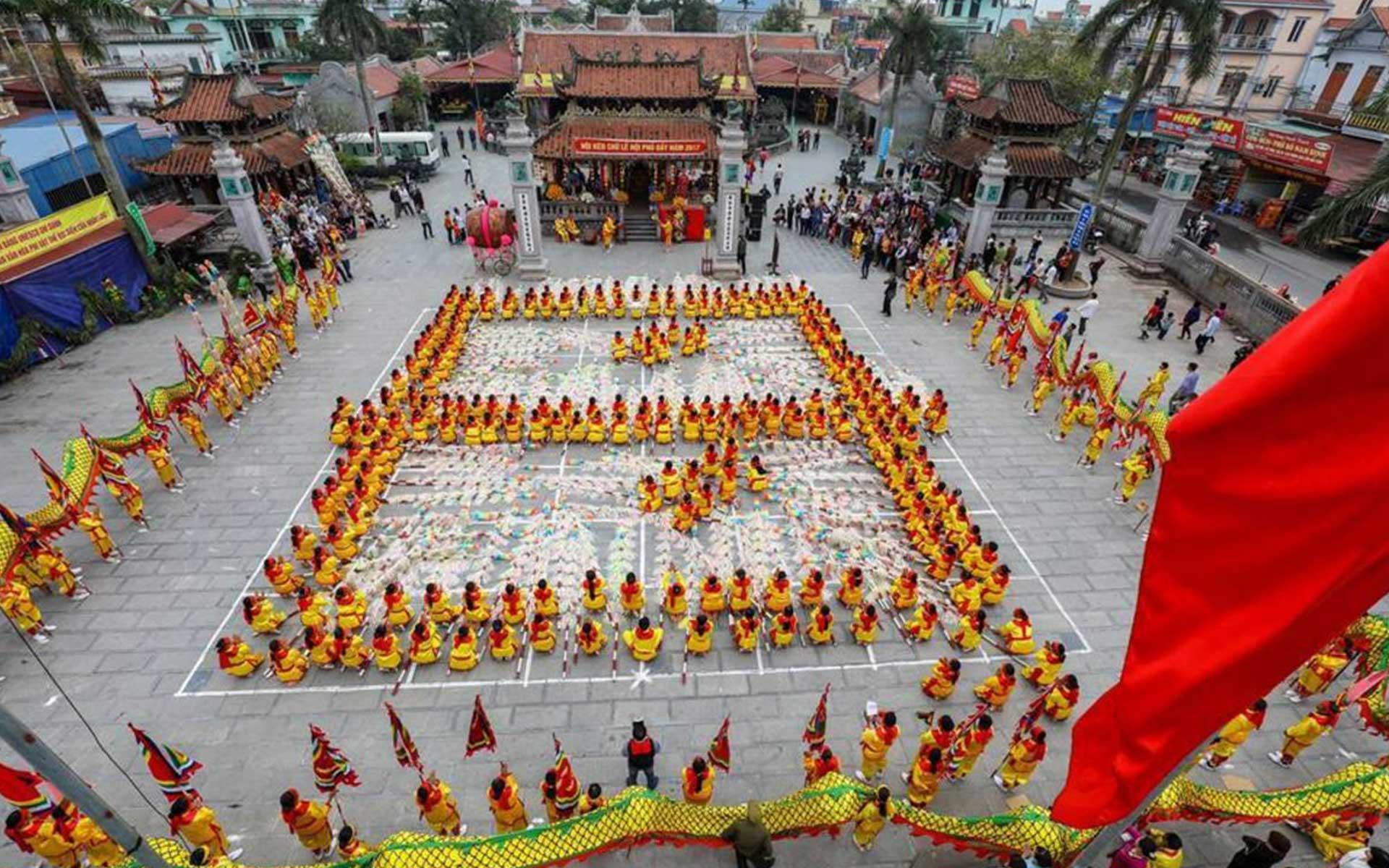 Phu Day Festival in Nam Dinh