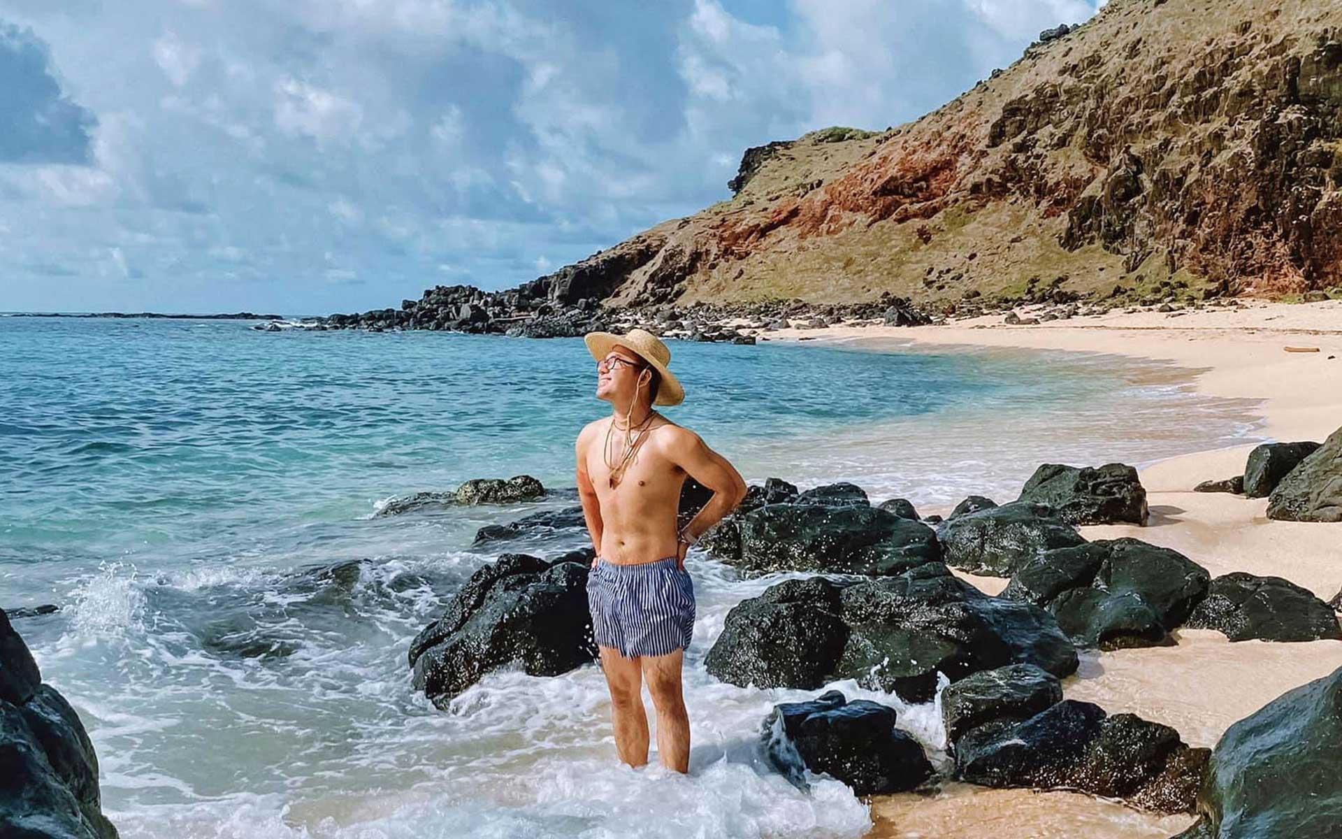 Bai Nho Beach
