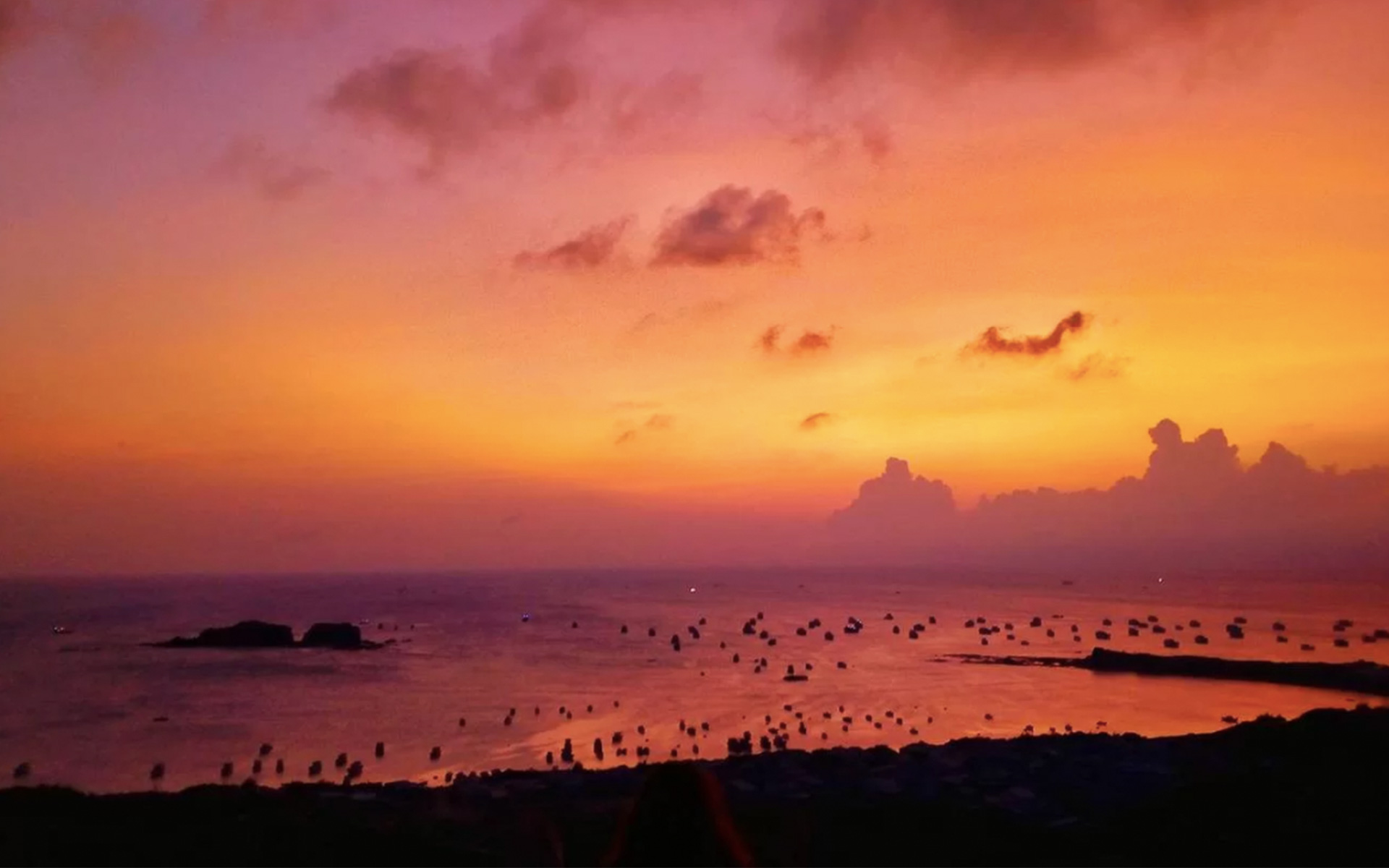 The breathtaking sceneries of Phu Quy island