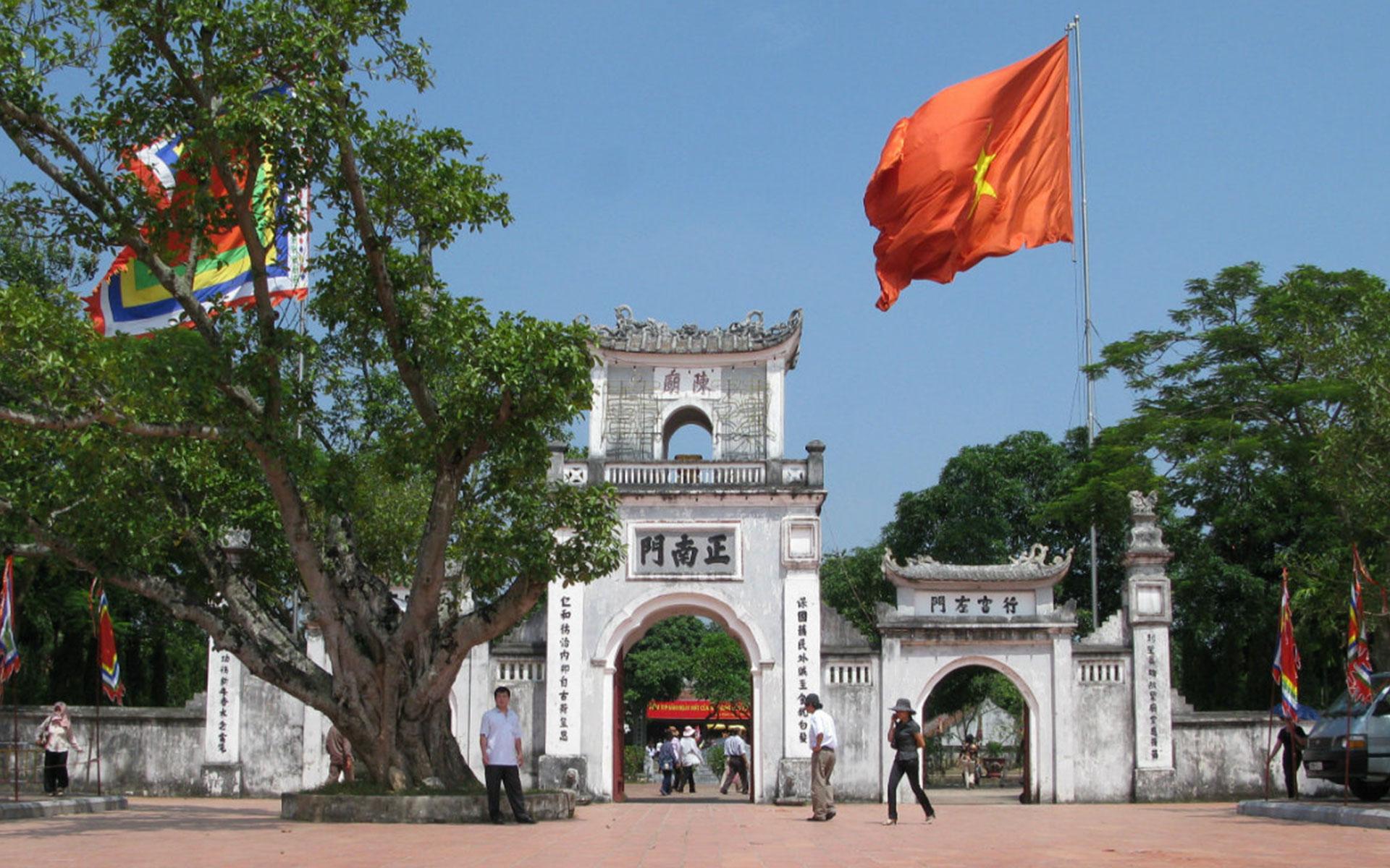 Tran Temple Complex