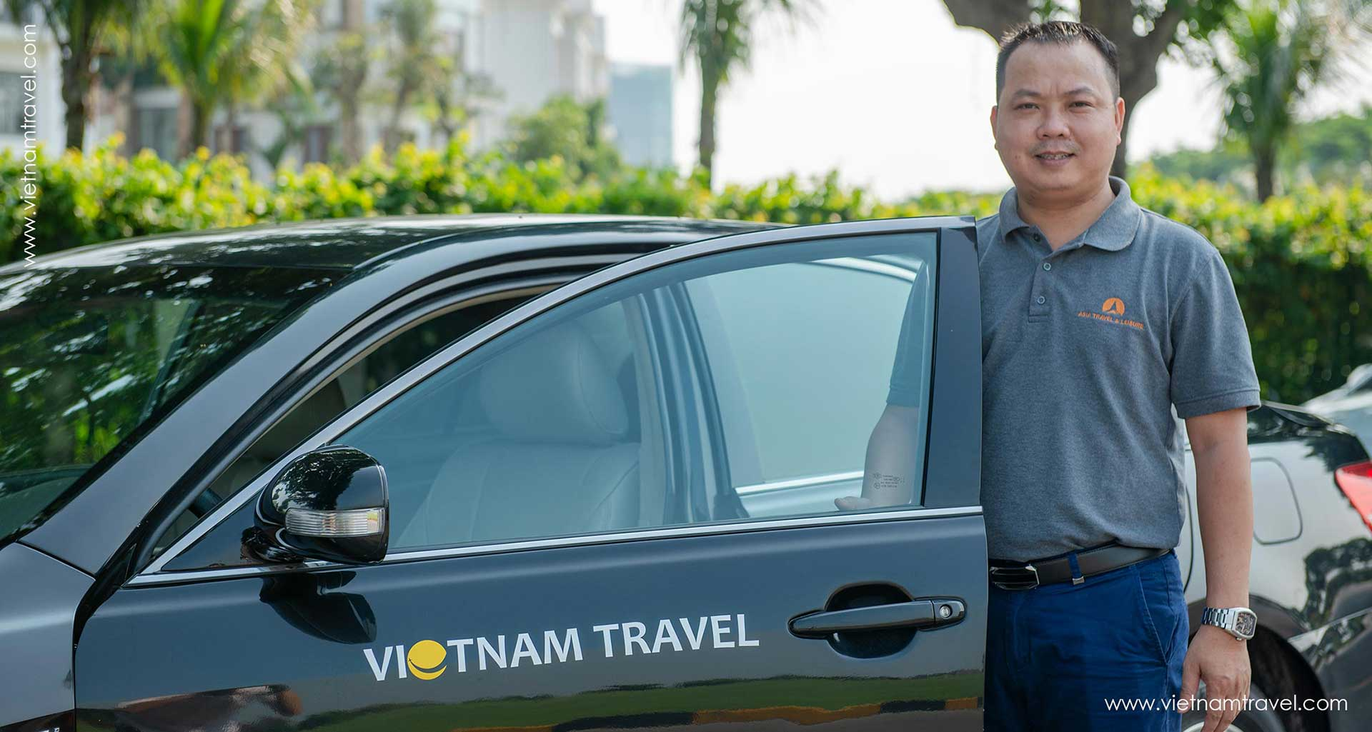 Vietnam Travel provides private airport transfer in Danang