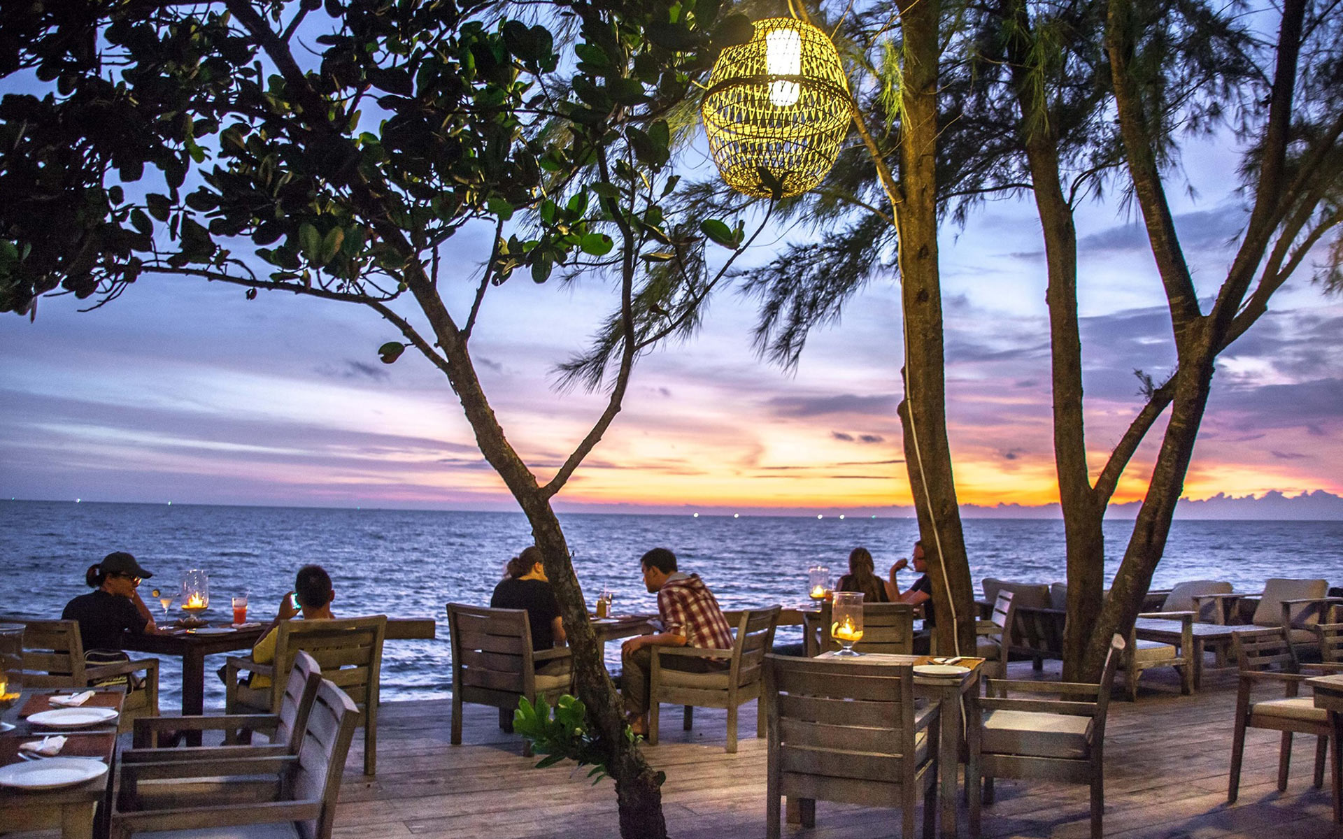 Beach Bar at Mango Bay Phu Quoc