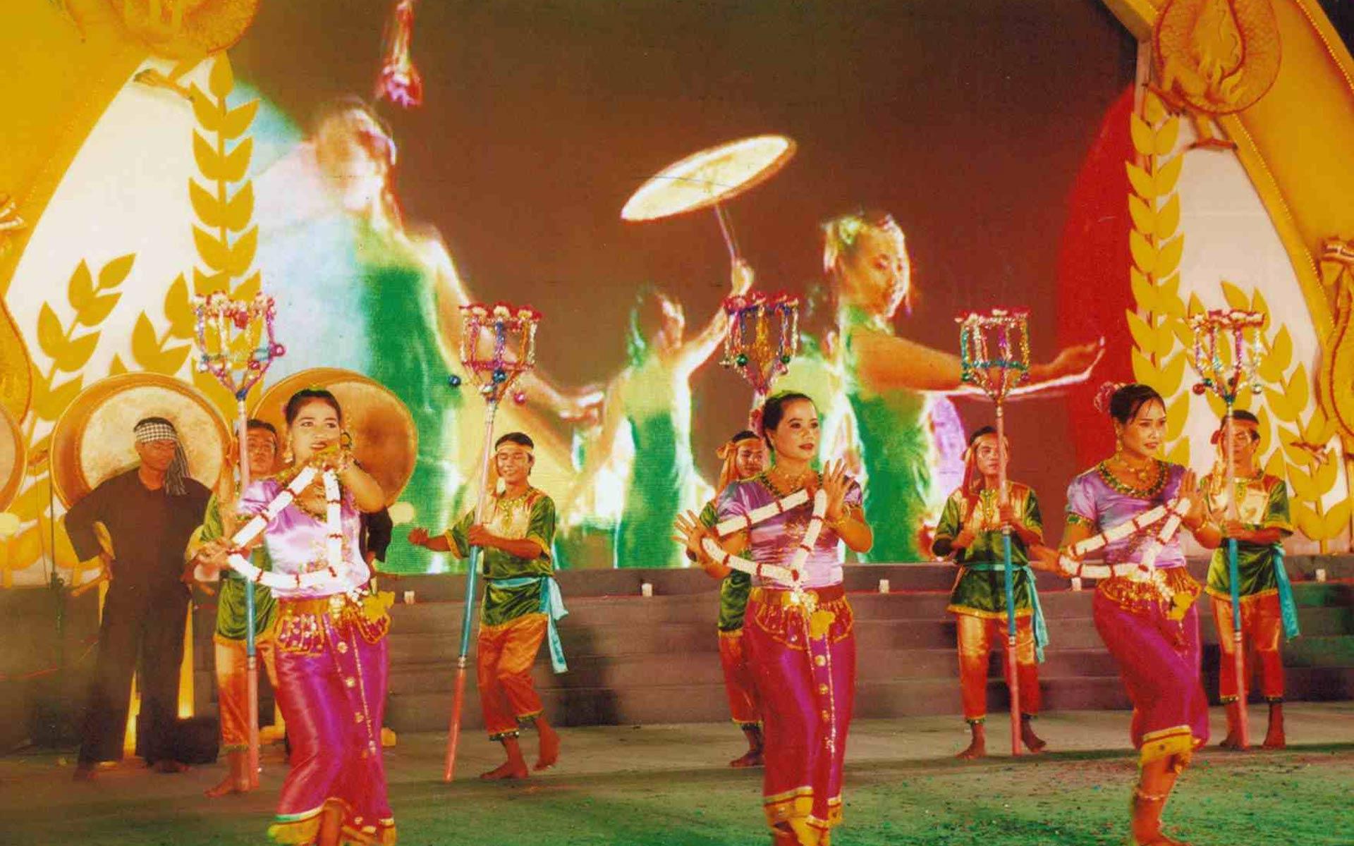 Chol Chnam Thmay Festival vietnam