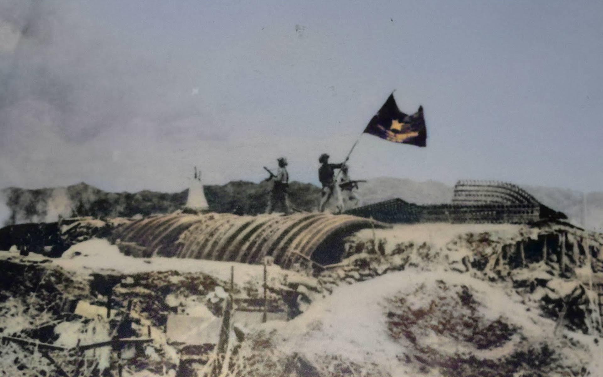 Dien Bien Phu Victory Day (7 May)
