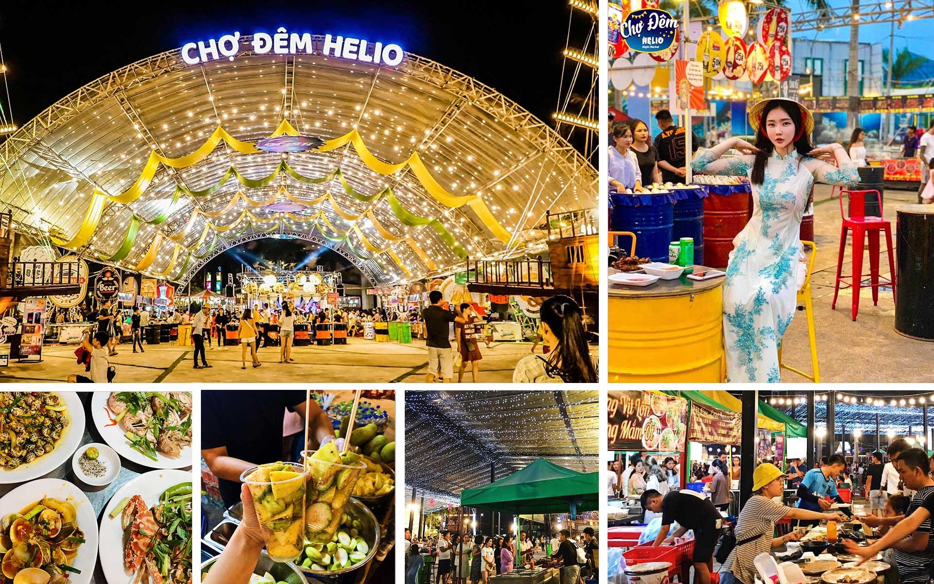 Visiting Danang night markets is a Way To Enjoy Danang Nightlife