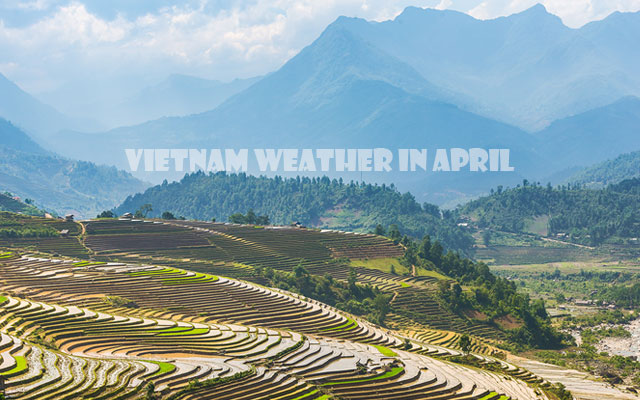 Vietnam Weather in April