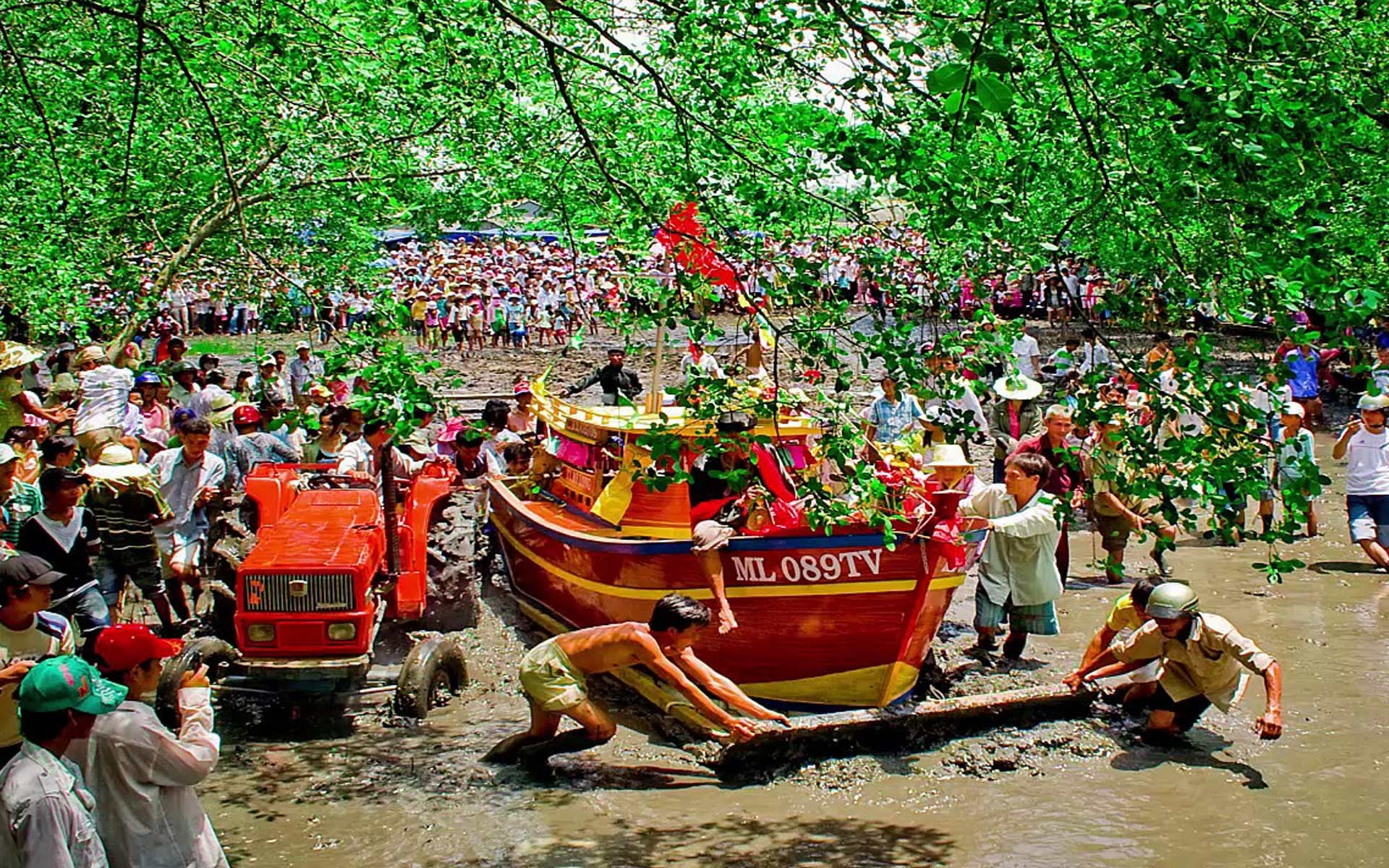 My Long Sea Worship Festival (Tra Vinh)