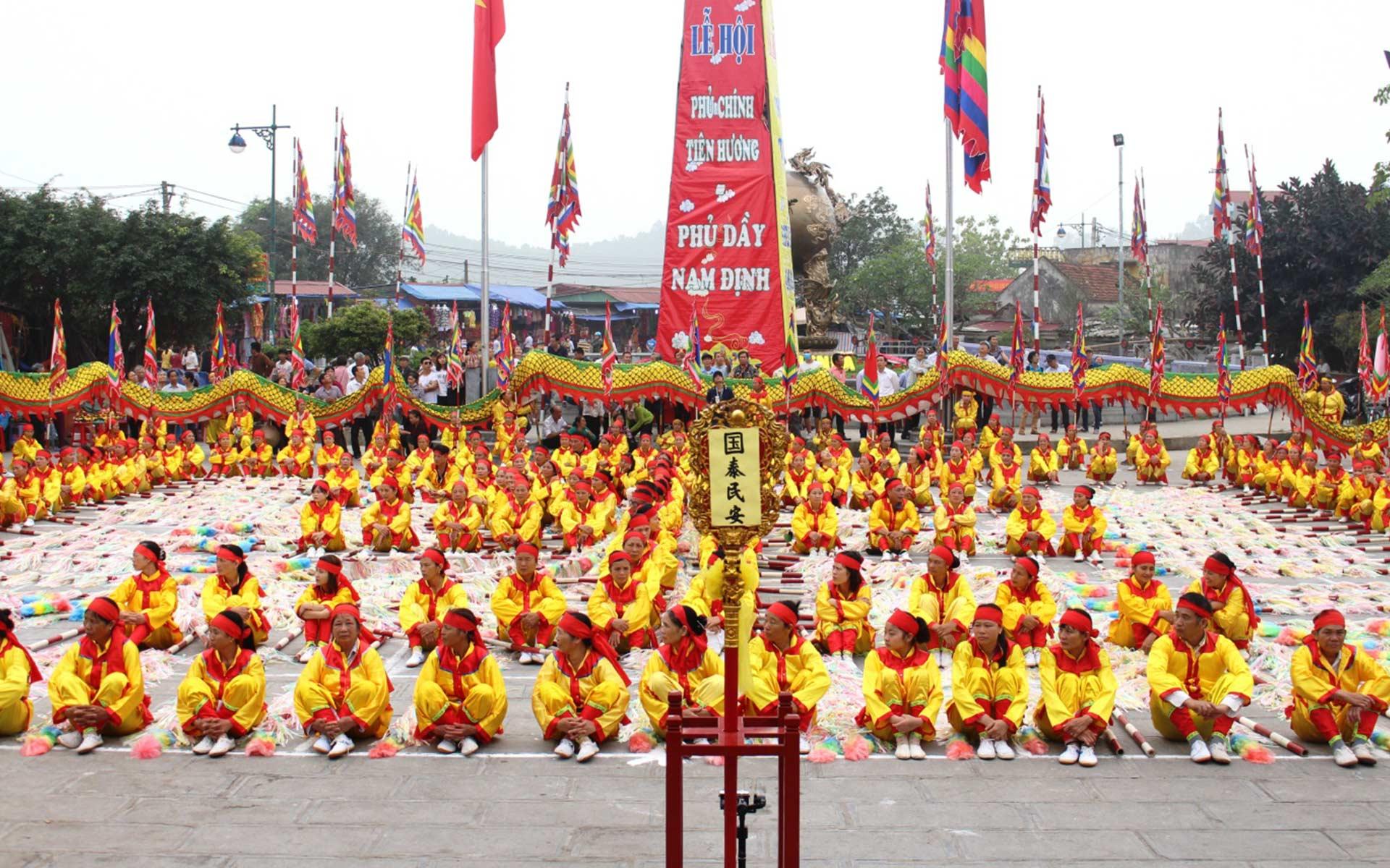 Phu Giay Festival (Nam Dinh)