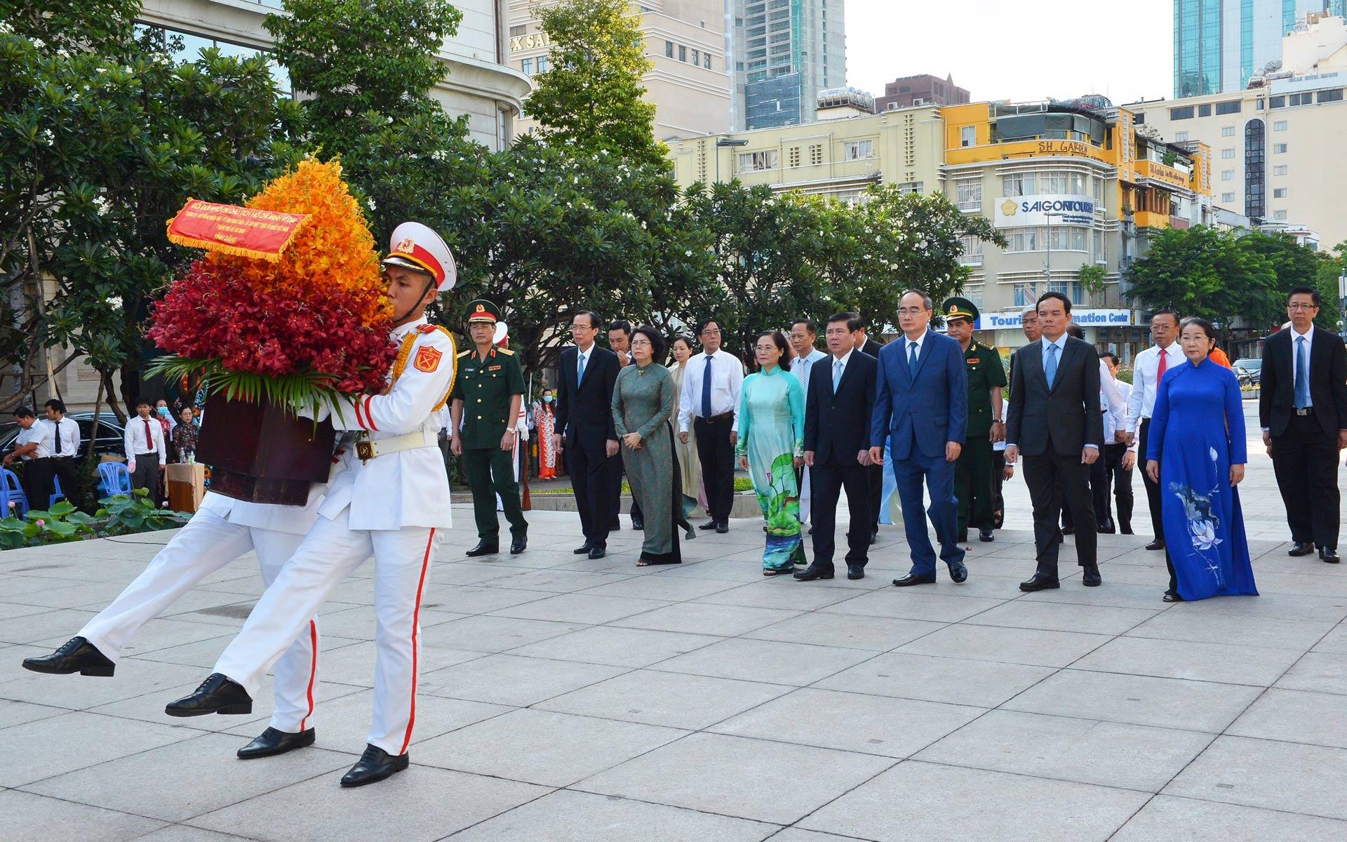 President Ho Chi Minh's birthday celebration