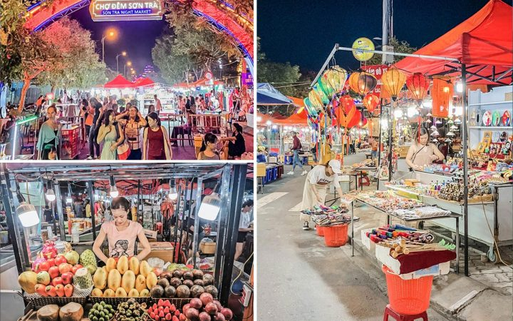The highlight in Son Tra Market one of best night markets in Danang