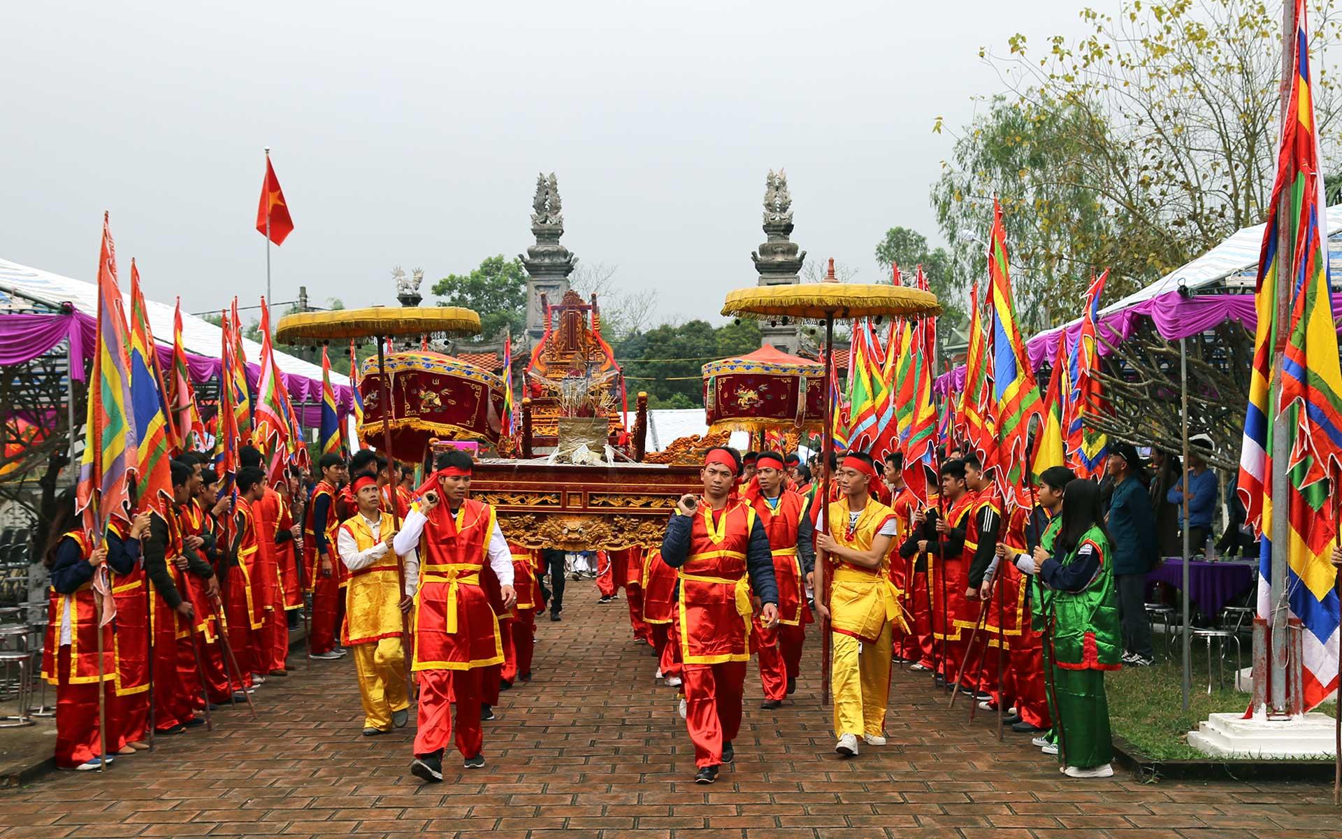 Tra Co Festival (Mong Cai)