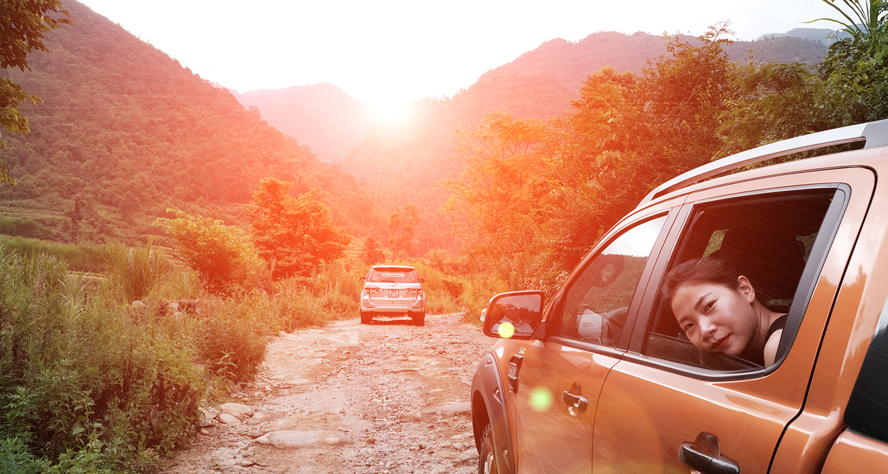 Vietnam Travel's private driver and tour guide will be your perfect companions on the way to explore hidden treasures in Yen Bai.