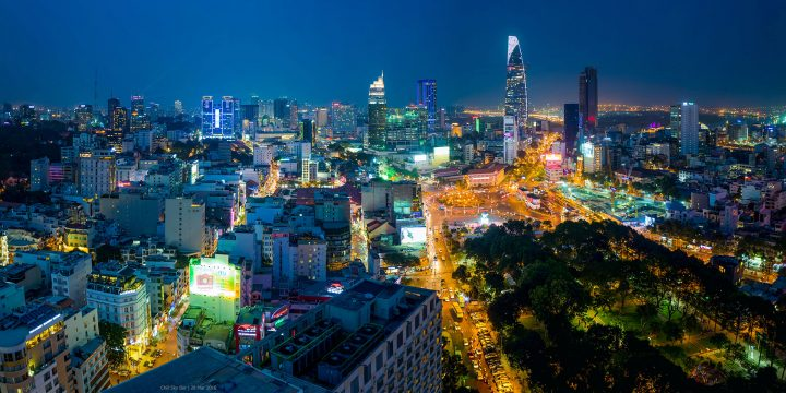 Ho Chi Minh City has tropical climate type with dry and rainy seasons.