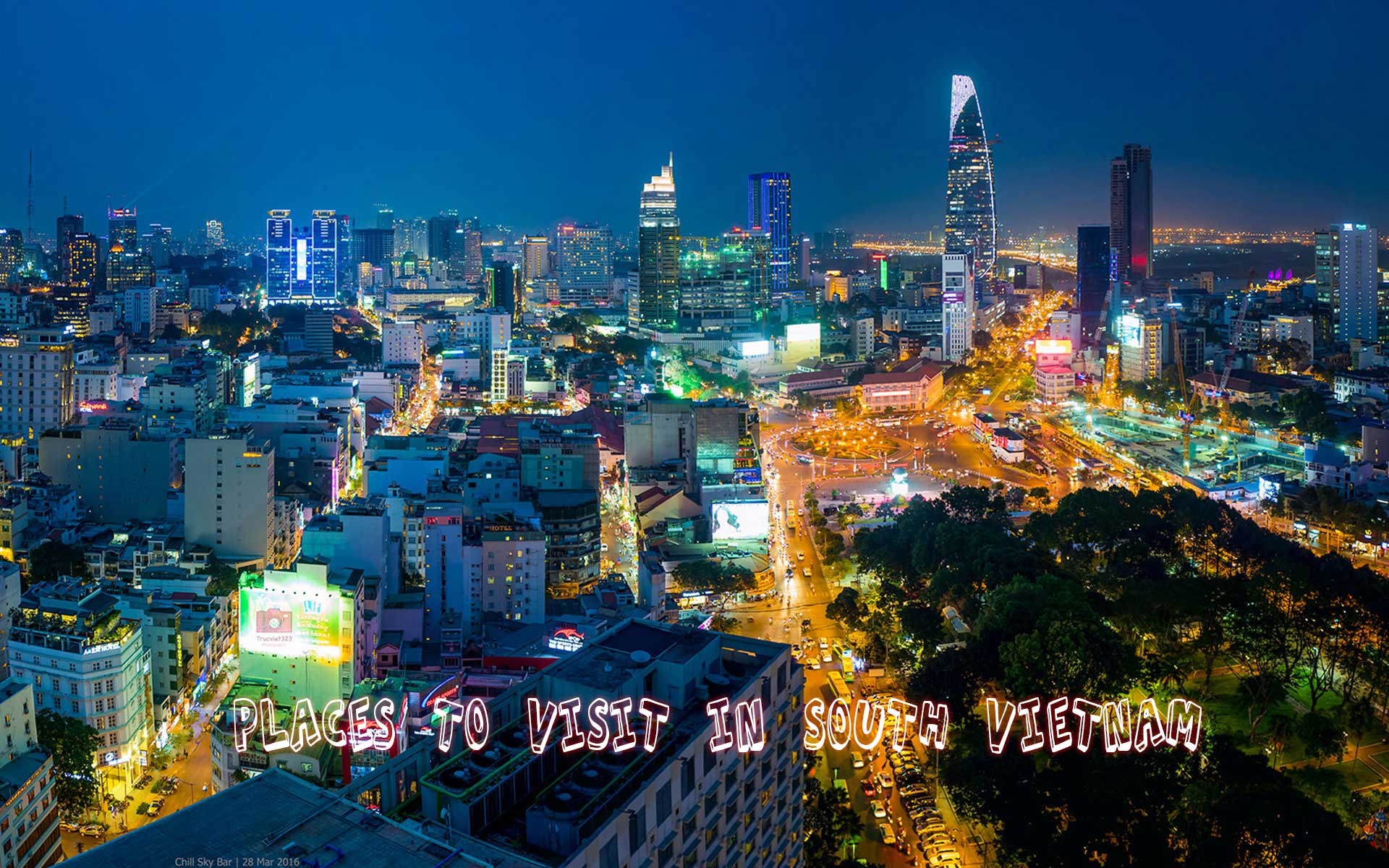Places to visit in South Vietnam