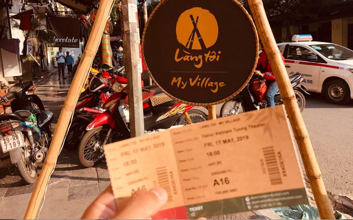 Lang Toi show ticket